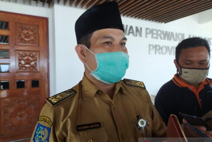 Bertambah 28, total kasus positif COVID-19 di Bengkulu capai 693 orang