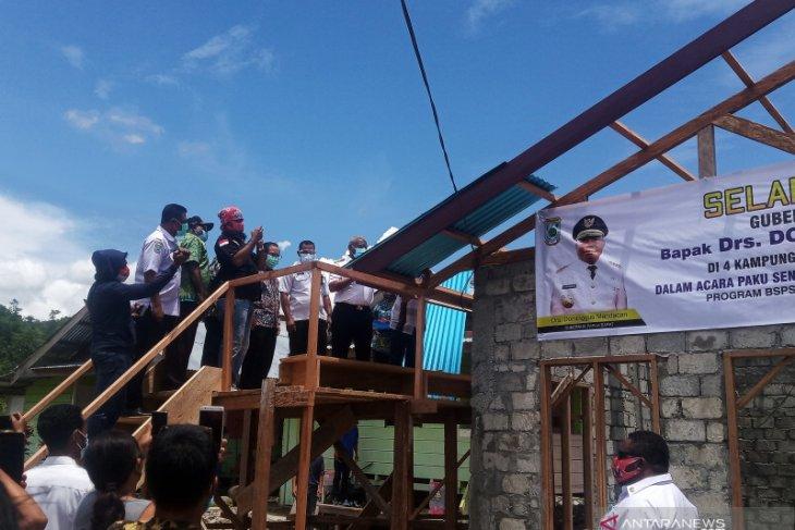 Penyaluran bantuan rumah swadaya di Papua Barat capai 60 persen