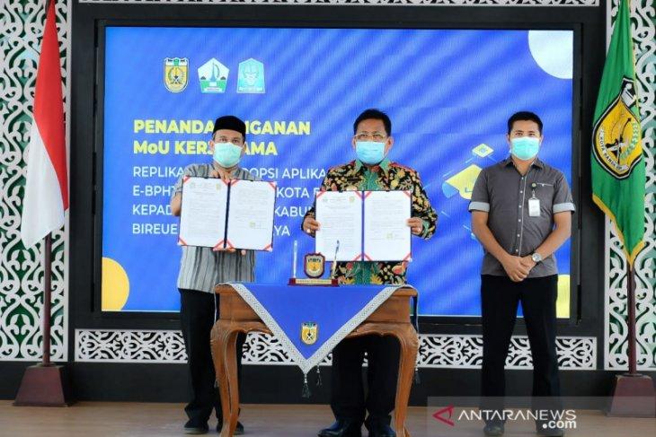 Wali Kota Smart City Banda Aceh Diadopsi Dua Kabupaten Di Aceh Antara News Aceh
