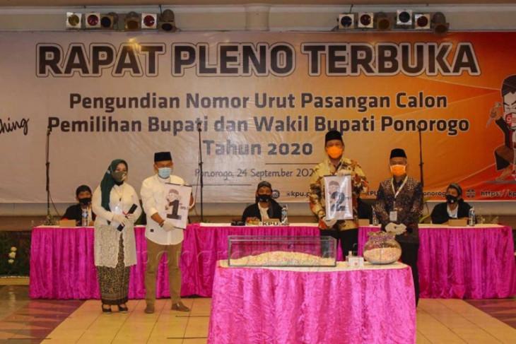 Paslon Pilkada Ponorogo diminta umumkan harta kekayaannya ke publik