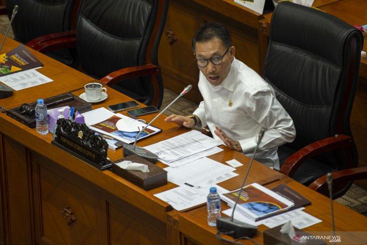 DPR: Revisi UU ITE-KUHP sangat krusial dilakukan