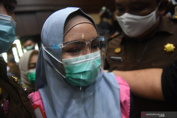 Jaksa Pinangki sampaikan maaf karena menyeret nama Hatta Ali-Burhanuddin