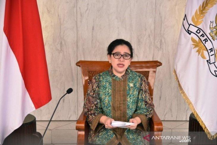 Ketua DPR hormati masyarakat jika mau uji materi UU Cipta Kerja
