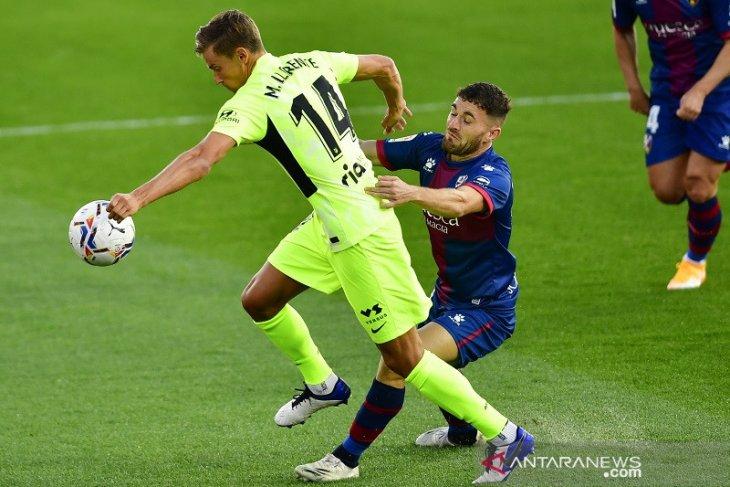 Liga Spanyol - Huesca dan Valladolid gagal petik kemenangan perdana