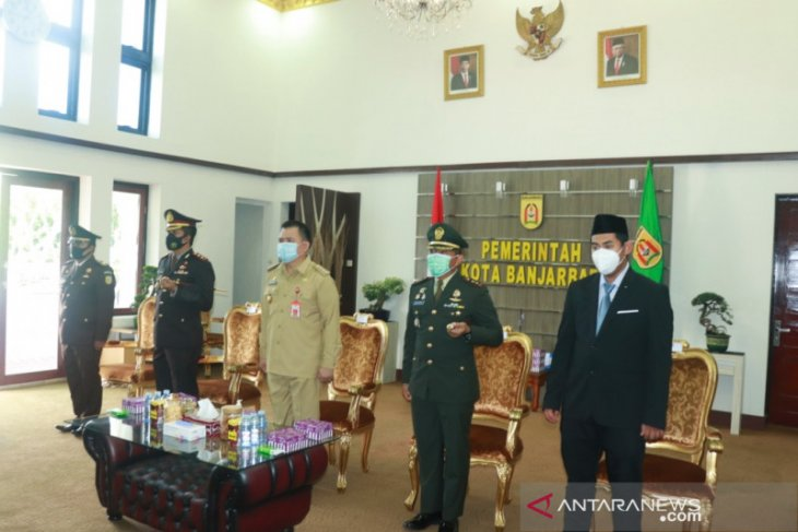 Pjs Wali Kota bersama Forkopimda ikuti upacara Hari Kesaktian Pancasila