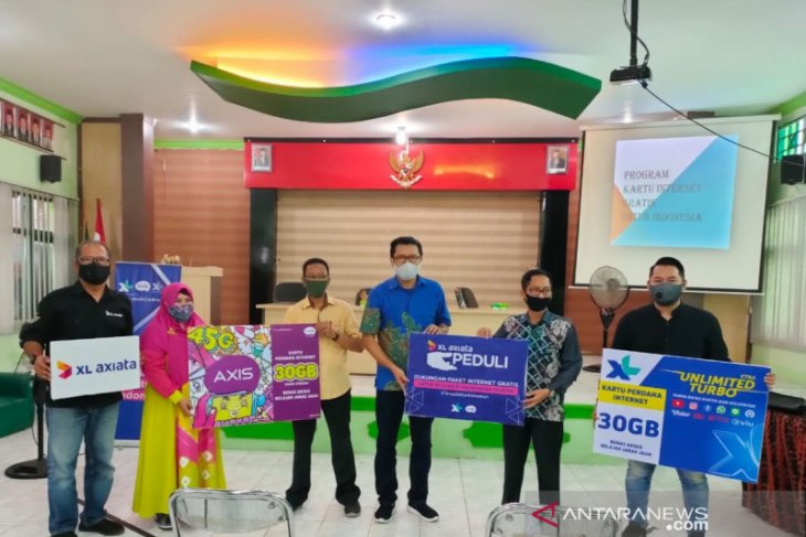 137 ribu paket internet gratis untuk pelajar Madrasah di Kalsel-teng