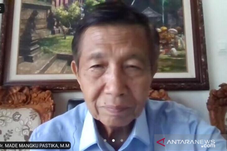 Mangku Pastika bangga generasi muda Bali mulai lirik pertanian
