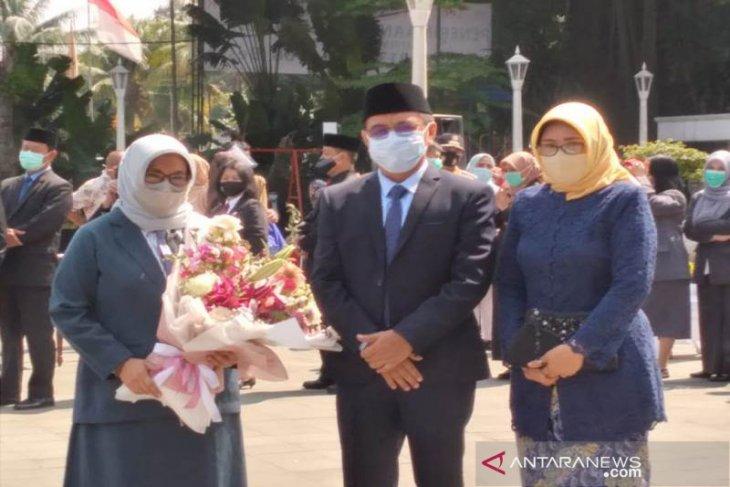 Pelantikan Sekda Kota Bogor