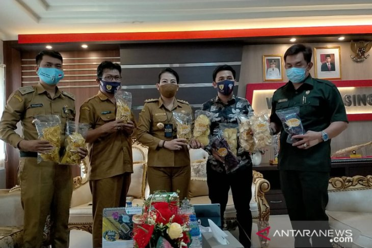 Wali Kota Singkawang ajak UMKM jangan menyerah hadapi pandemi