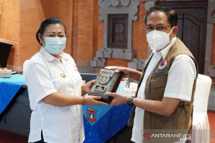 Deputi BNPB kampanyekan Kabupaten Tangguh COVID-19 di Karangasem