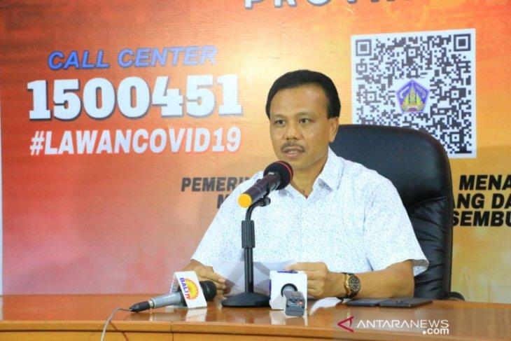 83,01 persen tingkat kesembuhan pasien COVID-19 di Bali