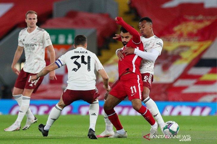 Klasemen Liga Inggris: Liverpool bertengger diposisi tiga