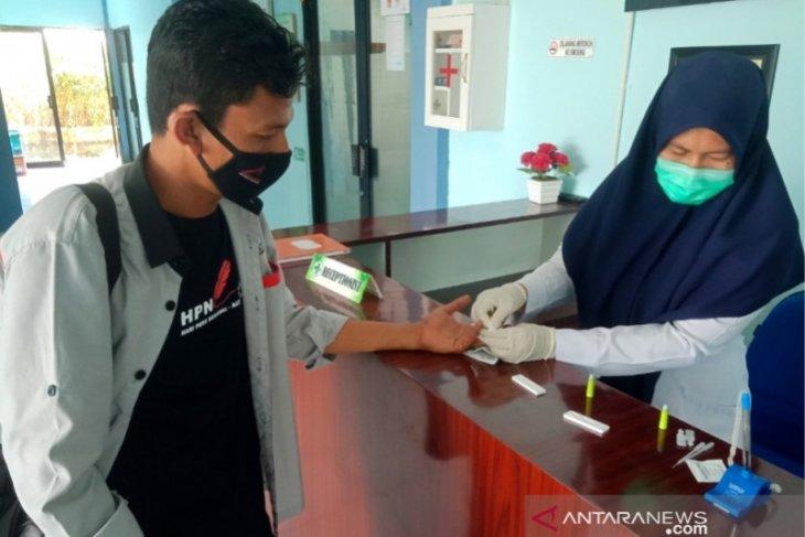Lima warga Aceh Barat kembali positif COVID-19, terbanyak di Meulaboh
