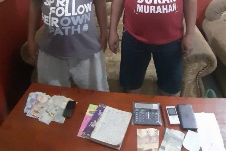 Bandar dan juru tulis togel di Simalungun ditangkap polisi