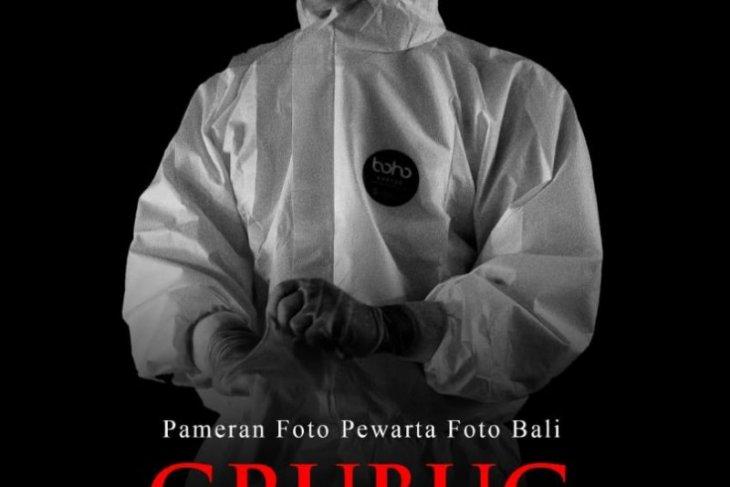 Bali photographers showcase 40 photo depicting COVID-19 at festival