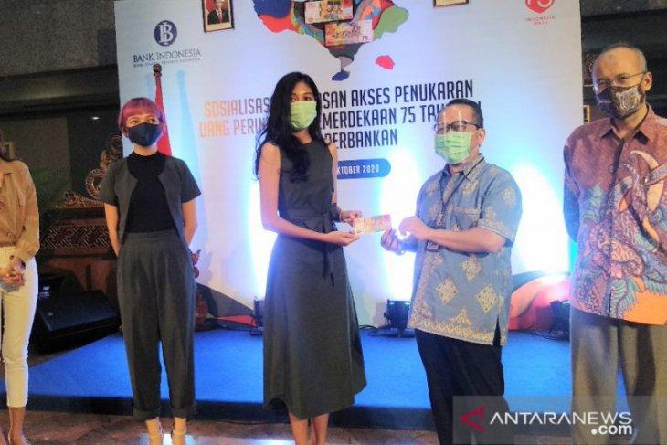 Kini, penukaran UPK75 di Bali bisa melalui 55 bank umum