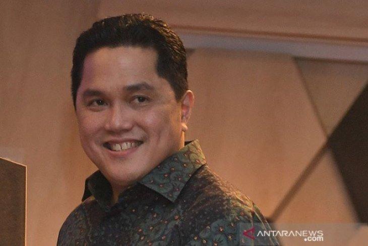 Erick Thohir keluarkan surat edaran tentang nilai karyawan BUMN