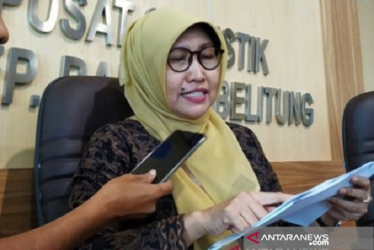 Wisatawan menginap di hotel Bangka Belitung naik 57,56 persen