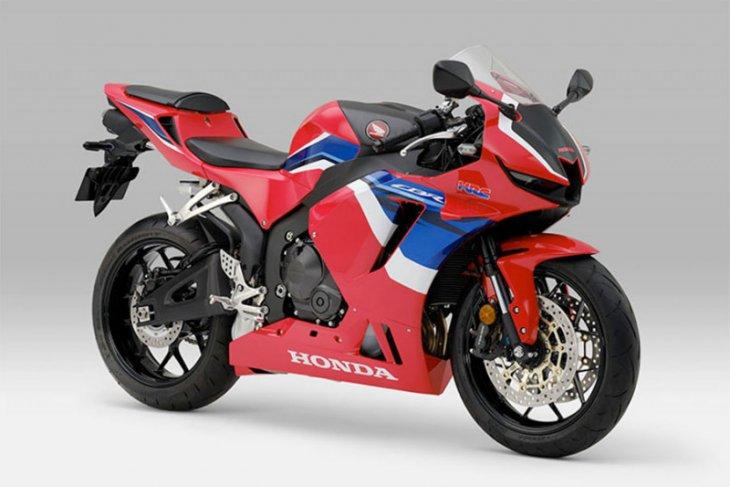Honda CBR600RR sudah mulai dipasarkan, harga Rp226,8 juta