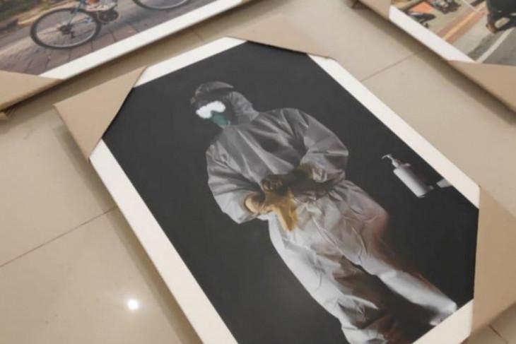 3 Oktober-31 Desember, Pewarta Foto ANTARA dan Fotografer Bali pamerkan 40 foto COVID-19 semarakkan Denfest 2020