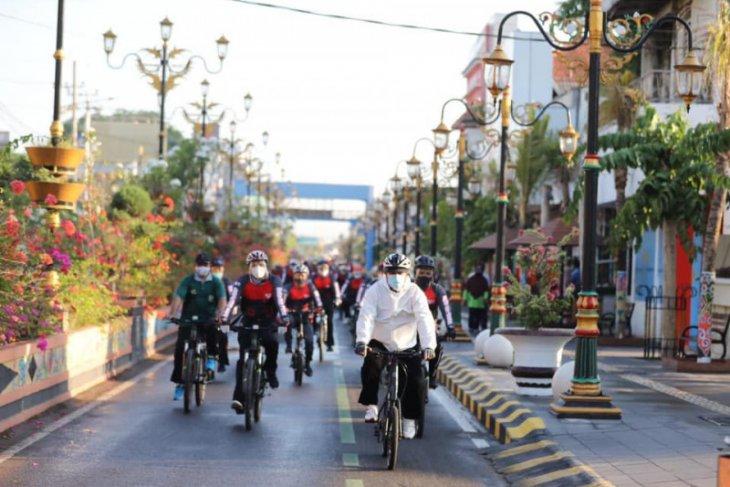 Wali Kota Madiun mantapkan rute sepeda wisata 15 kilometer