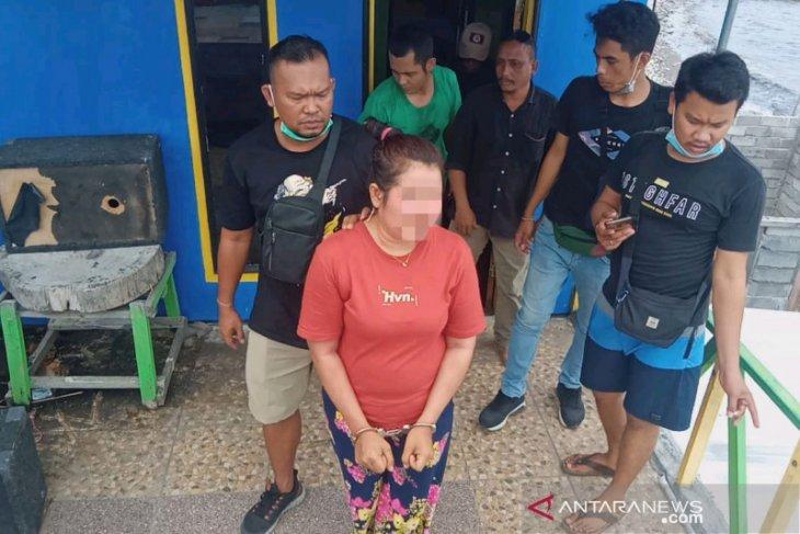 Polisi tangkap pedagang sate edarkan sabu-sabu