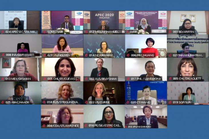 APEC to push women's economic empowerment to strengthen recovery