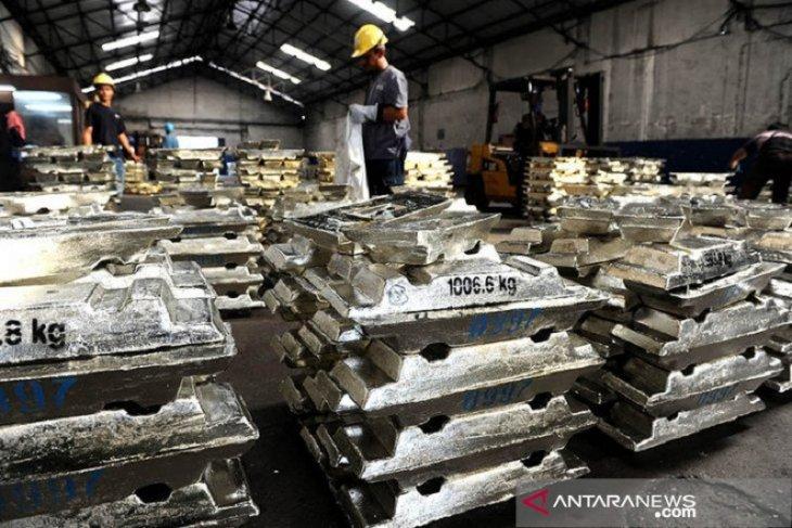 Ekspor timah dan nontimah Bangka Belitung naik 23,97 persen pada Agustus 2020