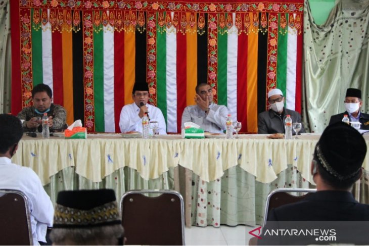 Kemenag RI harap persoalan gereja di Singkil tuntas cara musyawarah