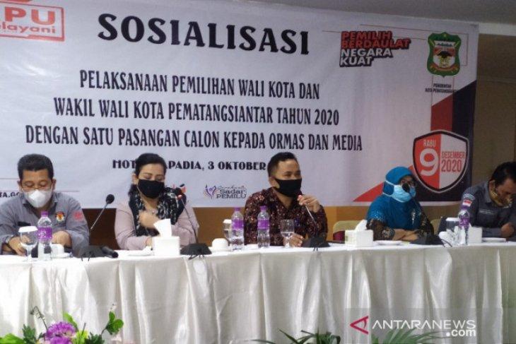 Pilkada Pematangsiantar,KPU: coblos kolom kosong dihitung suara sah