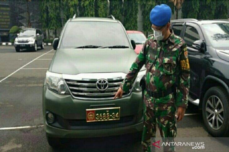 Viral Fortuner dinas TNI dipakai warga sipil, Purnawirawan dipanggil
