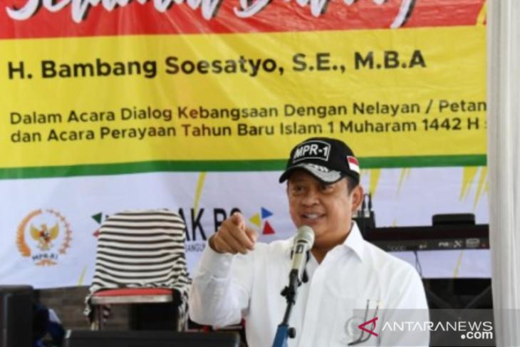 Ketua MPR minta Menkeu jelaskan pemanfaatan utang luar negeri