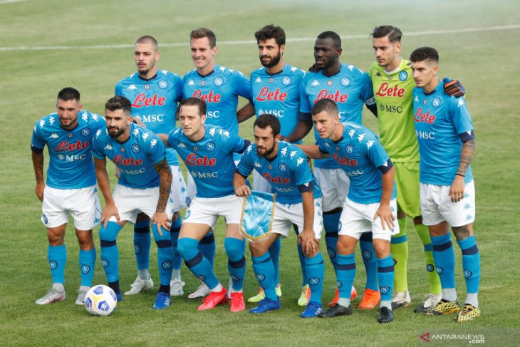 Pertandingan Napoli vs Juventus terancam ditunda akibat COVID-19