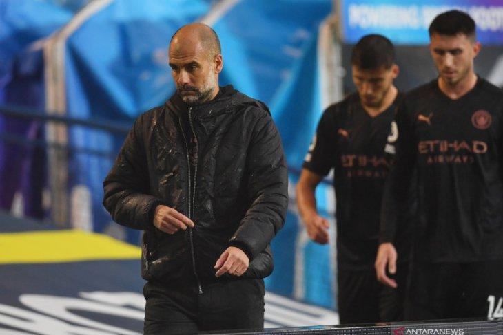 Pep Guardiola: terlalu dini coret City dari perburuan gelar