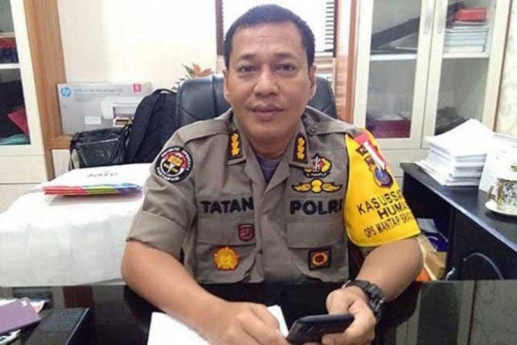 Oknum perwira polisi dicopot dari jabatannya karena  gelar resepsi di tengah COVID-19