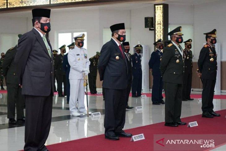 Tema HUT ke 75 TNI Bermakna Membangun Negeri Tidak Bisa Bekerja Sendiri