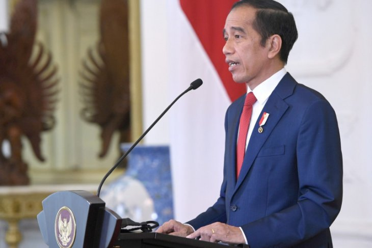 President Jokowi accepts letters of credentials from seven ambassadors