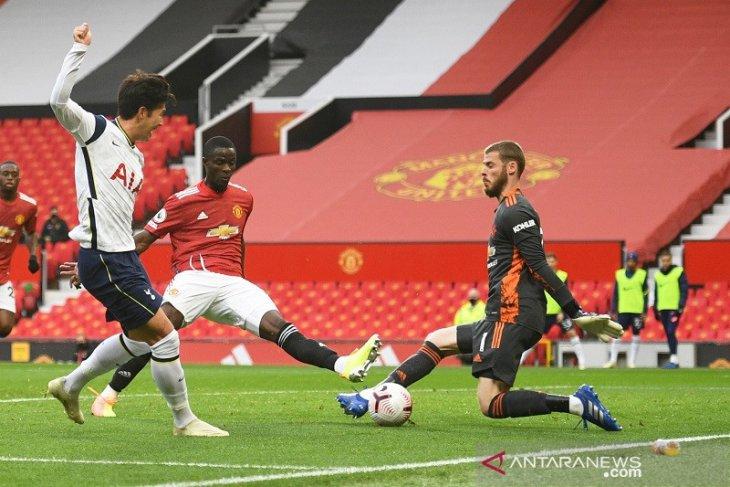 Tottenham gasak Manchester United 6-1