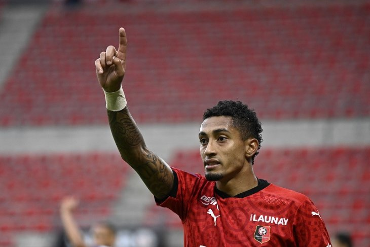 Klasemen Liga Prancis:  Rennes tetap di puncak, Lyon masih lesu