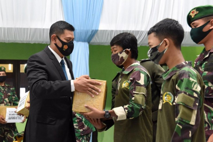 Wali Kota Kediri apresiasi keterlibatan TNI tangani COVID-19
