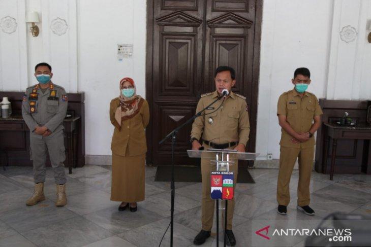Positif COVID naik 15 persen,  Bogor masih zona merah