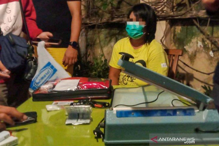 Harta kekayaan ibu rumah tangga pengedar sabu disita polisi