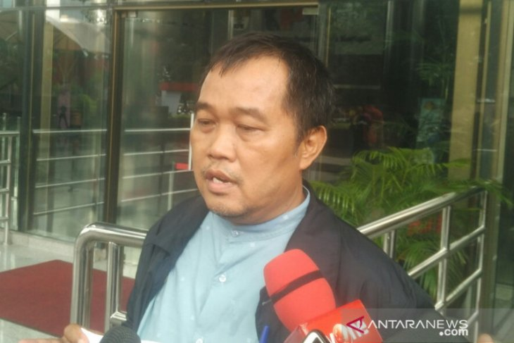 KPK analisis laporan gratifikasi 100 ribu dolar Singapura dari MAKI