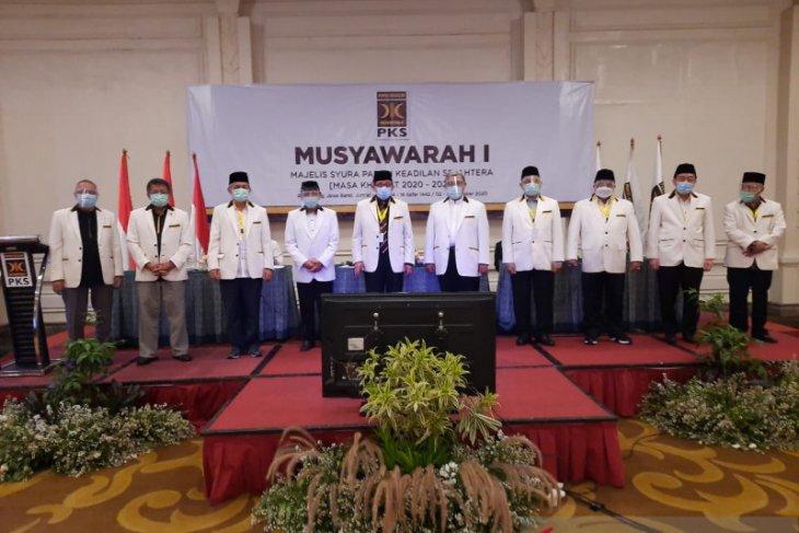 Ahmad Syaikhu terpilih sebagai Presiden PKS