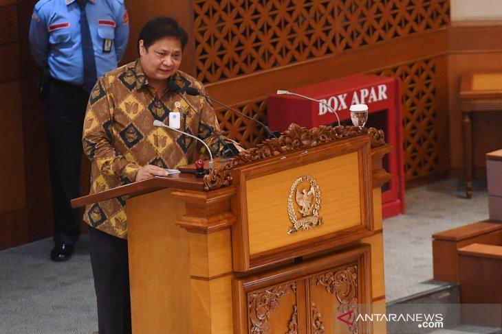 Hartarto: Omnibus law to help Indonesia escape middle-income trap