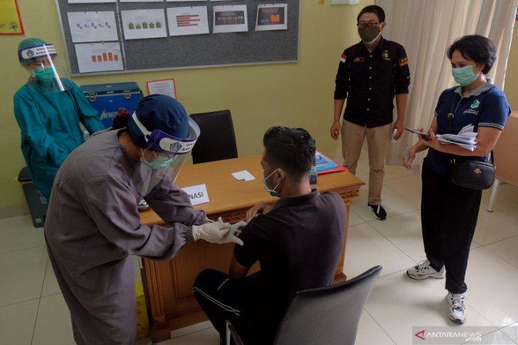 Pemerintah: Vaksinasi COVID-19 bagi 9,1 juta orang pada November