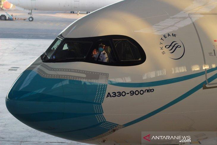 Garuda Indonesia sepakati restrukturisasi utang dengan Angkasa Pura-Pertamina