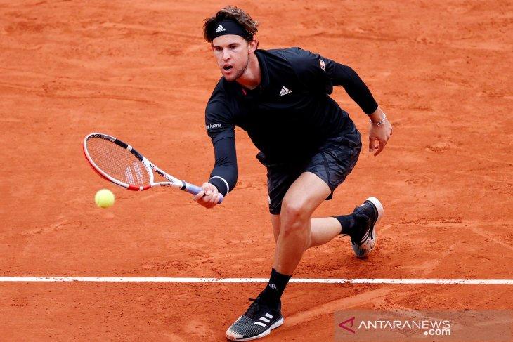 Thiem bertekad turunkan tahta Nadal di French Open