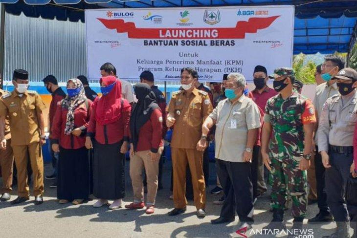9.300 warga miskin di Aceh Tenggara mulai terima rastra dari pemerintah
