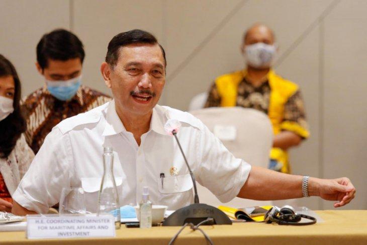 Luhut: Kasus COVID-19 di Jateng masih terus meningkat